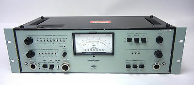 BRUEL & KJAER 2610 WIDE RANGE MEASURING AMPLIFIER 2 Hz-200 kHz