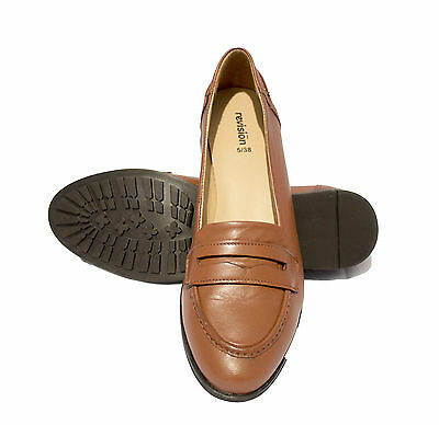 Amy Slip-on Leather Loafer for women/Ladies ideal for casual and formal wear