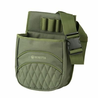 Beretta Gamekeeper 50 Cartridge Shell Pouch With Belt Ca450 For Shooting Hunting