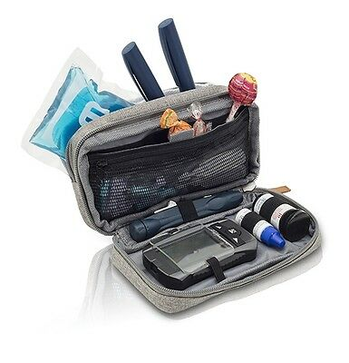 Elite Isothermal Cooler Bag/ Cool Pouch for Insulin and Diabetic Kit Organiser