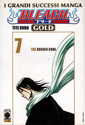 manga BLEACH Nr. 7 GOLD Deluxe NUOVO Sconto 50% Ed. Panini Planet