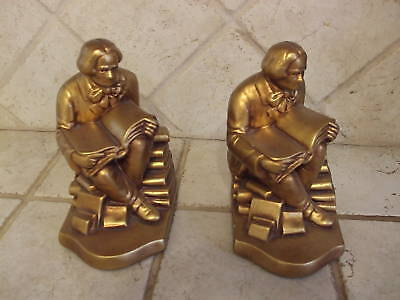 Rare Roycroft Elbert Hubbard Arts And Crafts Bookends