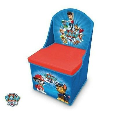 Chair Pliable Child Disney Paw Patrol Pat Patrouille Blue