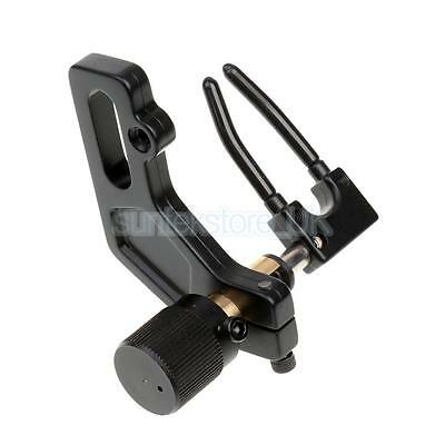 Aluminum Alloy Archery Arrow Rest for Recurve/Compound Bow Hunting Shooting
