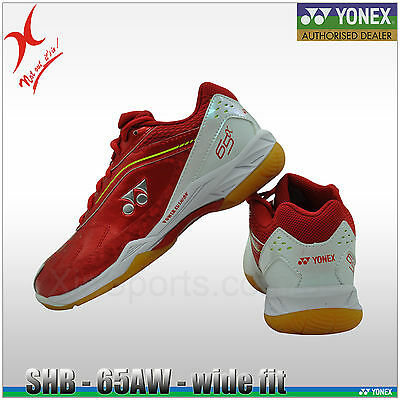 Yonex Badminton Shoe - Shb 65Aw 4E Wide Fit -  Shb 65 Indoor Shoes