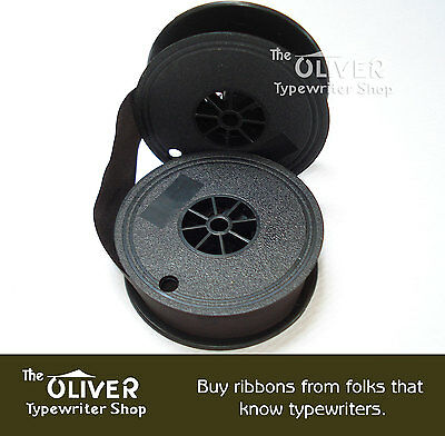 Royal Black Nylon Typewriter Ribbon for Vintage Royal Typewriters--Free Shipping