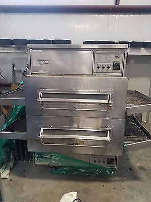Middleby Marshall PS360WB Double Stack Conveyor Ovens