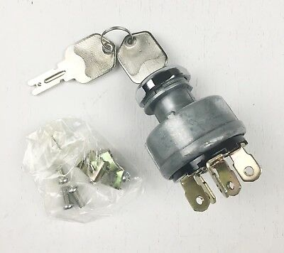 NEW Hyster-Yale Pollak Forklift Ignition Starter Lock Switch 272041 4292483