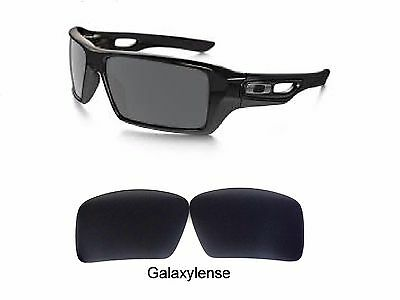 928aaef4b2e Galaxy Replacement Lenses For Oakley Big Taco Sunglasses Iridium Black  Polarized