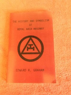 NEW The History And Symbolism Of Royal Arch Masonry by... BOOK (Paperback)