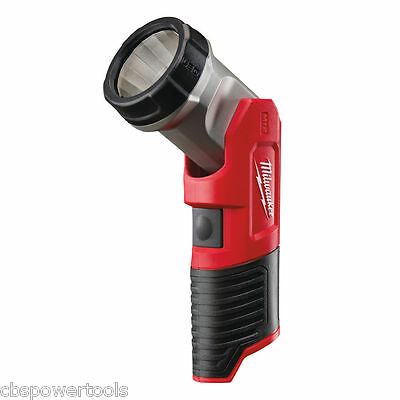 Milwaukee M12TLED-0 LED Torch (Unboxed Unit Only)