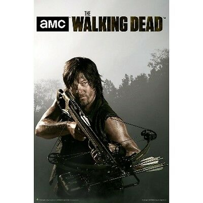 The Walking Dead  Daryl Crossbow Poster  61cmx91cm  New Licensed