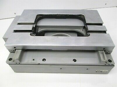 Nikon O3L Microscope Comparator Manual 2-Axis XY Stage Toolmaker Table *Parts*
