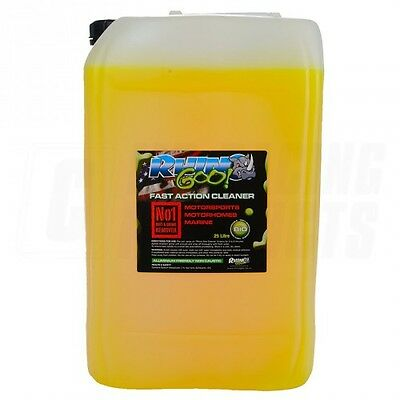 Rhino Goo Fast Action Bike Cleaner - 25 Litres Drum Gets Muc OFF
