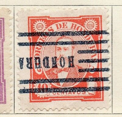 Honduras 1896 Early Issue Fine Used 10c. 138895