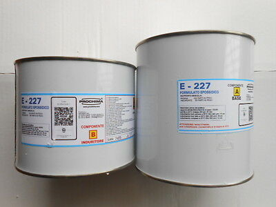 Resin Epoxy And - 227 - Kg 5 - Prochima