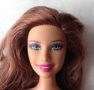 Barbie Doll Teresa Red Hair Sporty Nude Fashionista