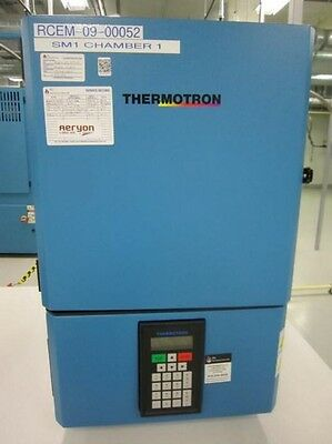 Thermotron SM-1.0-3800 Table-top Environmental Test Chamber 2009 w/ Humidity