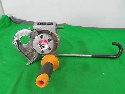 Ideal Power Blade Cable Cutter #35-078 PowerBlade Wire Cutter