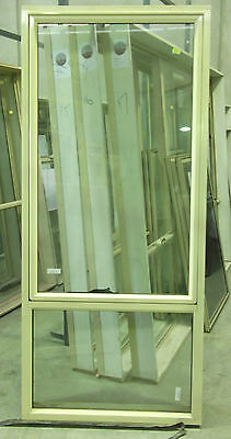 Aluminium Awning Window  2140H x 950W (Item 420/4) Primrose