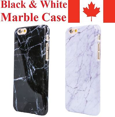 For iPhone Case Marble Luxury Thin Protective Slim TPU Stylish Cover