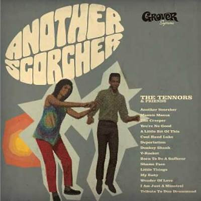 Tennors 'Another Scorcher' LP+CD