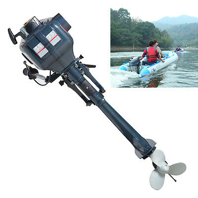 Fishing Boat Engine Boat Engine 2-Stroke Outboard Motor CDI system 2.5kw(3.5HP)