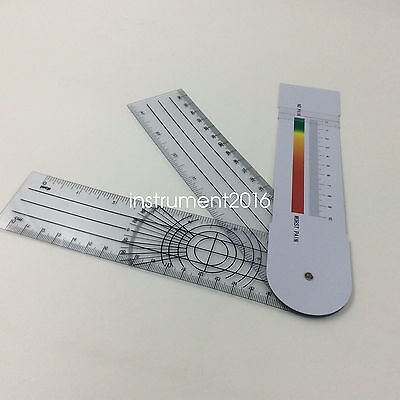 joint ruler Goniometer Angle Ruler with pain ruler orthopedics tool instruments