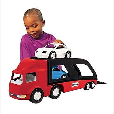New Little Tikes Big Car Carrier Transporter Lorry