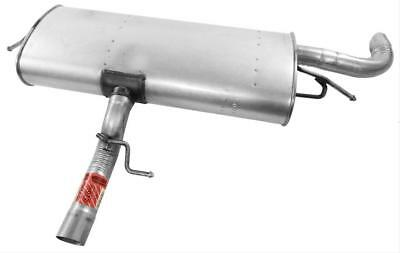 Walker Exhaust 50072 Quiet-Flow SS Muffler Assembly