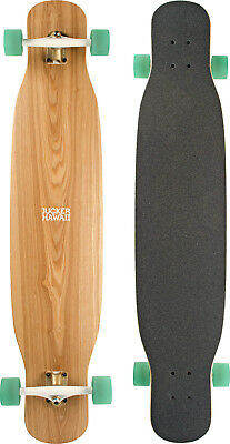 JUCKER HAWAII Dancing Longboard KOA Flex 2