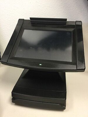 ParTech Gemini Point of Sale POS Touchscreen Terminal M5070-014 Used