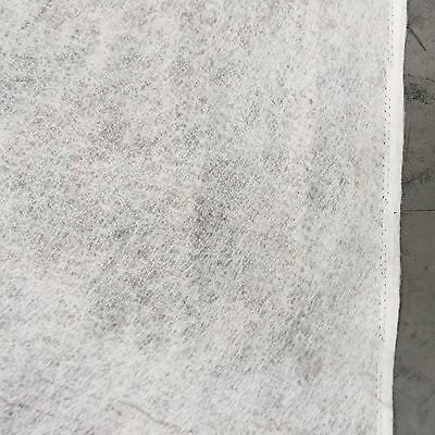Geotextile Membrane Non Woven Artificial Grass Weed Barrier - 4.5m Wide Any Leng