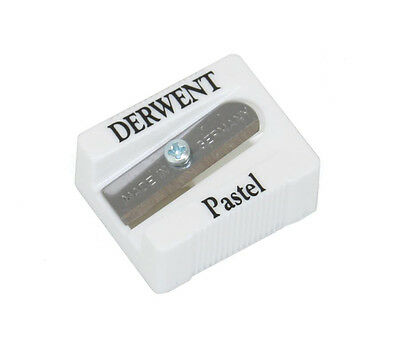 Derwent Pastel Pencil Sharpener - manual sharpener