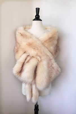 Champagne faux fur bridal wrap, light brown fur, Wedding Fur shrug, Fur Wrap