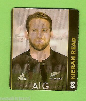 #cc5.  Kieran  Read   Weetbix  New  Zealand Junior Rugby Union Camp  Hologram