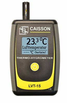 Caisson LVT-15 Digital Temperature and Humidity Meter