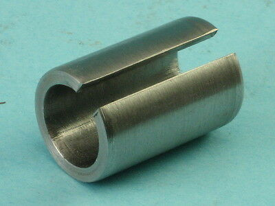 "20mm ID X 1"" OD X 1-1/2"" L Shaft Adapter Sheave Pulley Reducer Bushing Sleeve"