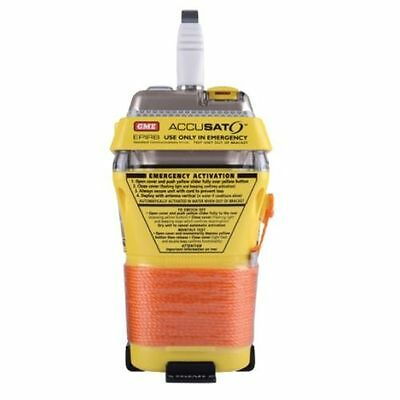 GME MT403 406MHz EPIRB WITH WATER & MANUAL ACTIVATION