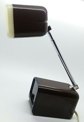 Retro Vintage Plastic Desk Lamp Foldable WIRSKI Model 1001