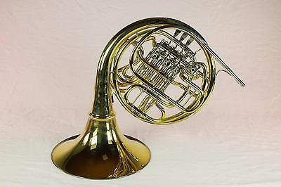 Hans Hoyer Model 7802-A Professional Double French Horn DISPLAY MODEL QuinnTheEs
