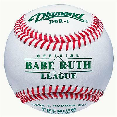 Sport Supply Group 1159080 Diamond DBR-1 Babe Ruth Baseball