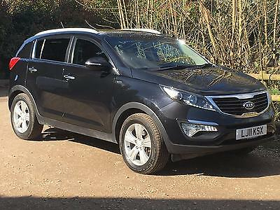 2011 '11 Kia Sportage 2.0CRDi ( AWD ) KX-2 FULL LEATHER