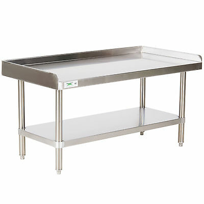 "Regency 30"" x 48"" Stainless Steel Work Prep Table Commercial Equipment Stand"