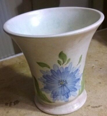 Vintage Radford Miniature Hand Painted Floral Vase 4 Inches High