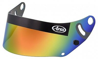 Arai Genuine VP Iridium Visor GP-6/GP-6S/SK-6