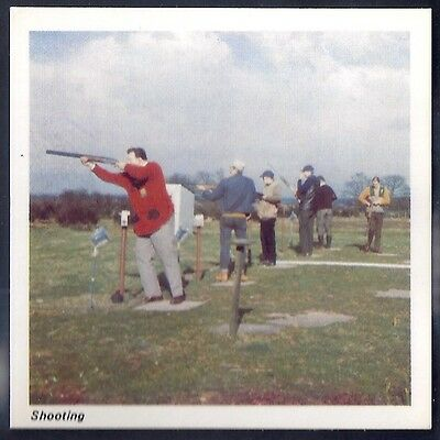 Nabisco-Action Shots Of Olympic Sports- Shooting