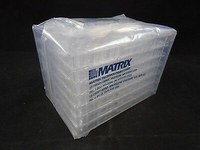 MATRIX 96-Well Tissue Culture Treated Flat Bottom Sterile Plate (Pack of 7)