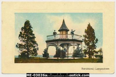 Camperdown (Victoria). The Bandstand
