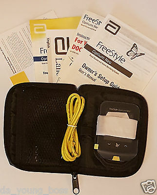 Freestyle Optium Neo Blood Glucose & Ketone Monitor/Meter/System **BRAND NEW**